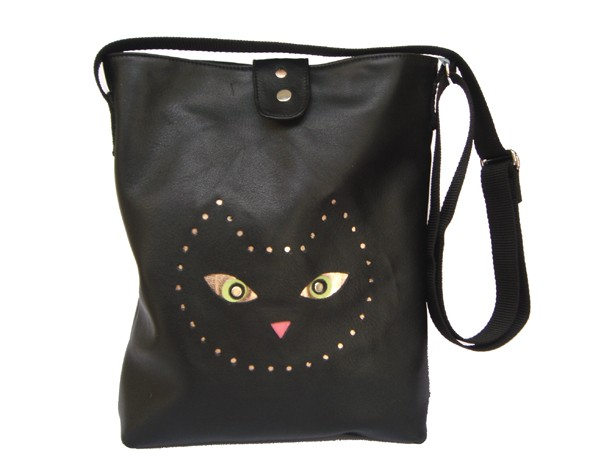 Cat Bag schwarz