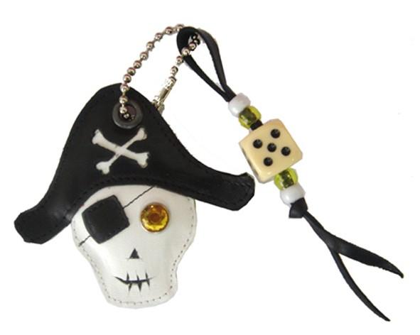 Schlüsselanhänger Pirat